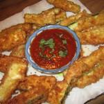 zuke fries and marinara  RRR